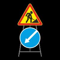 Треножник под два знака