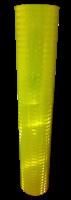 """Пленка (ТИП В)(Флуорисцентная) Алмазная """"кубическа"""" микропризматическая"""