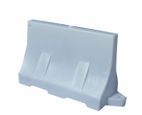 Блок дорожный водоналивной 1,2м (белый)
