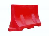 Блок дорожный водоналивной 1,2м (красный)