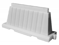 Блок дорожный вкладывающийся 1,2м (белый)