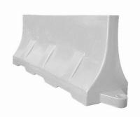 Блок дорожный водоналивной 2м (белый)