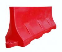 Блок дорожный водоналивной 2м (красный)