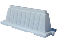 Блок дорожный вкладывающийся 2м (белый)