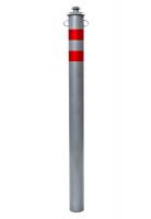 Столбик бетонируемый Д76мм, H=750мм