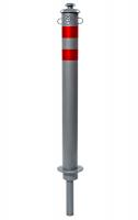 Столбик съемный Д76мм, H=750мм
