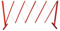Ограждение металлическое раздвижное L=2,0м