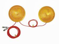 """Комплект светодиодных ламп 220мм """"Мультисвет"""""""