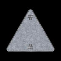 """Основа дорожного знака """"Треугольник"""""""