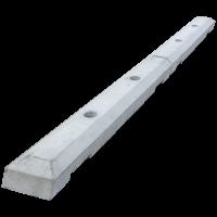 Колесоотбойник бетонный L=1,9м