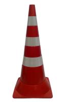 Конус дорожный, КС750 гибкий
