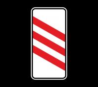 Знак 1.4.4 Приближение к железнодорожному переезду